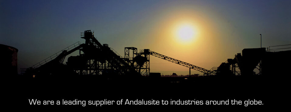 Leading Supplier of Andalusite